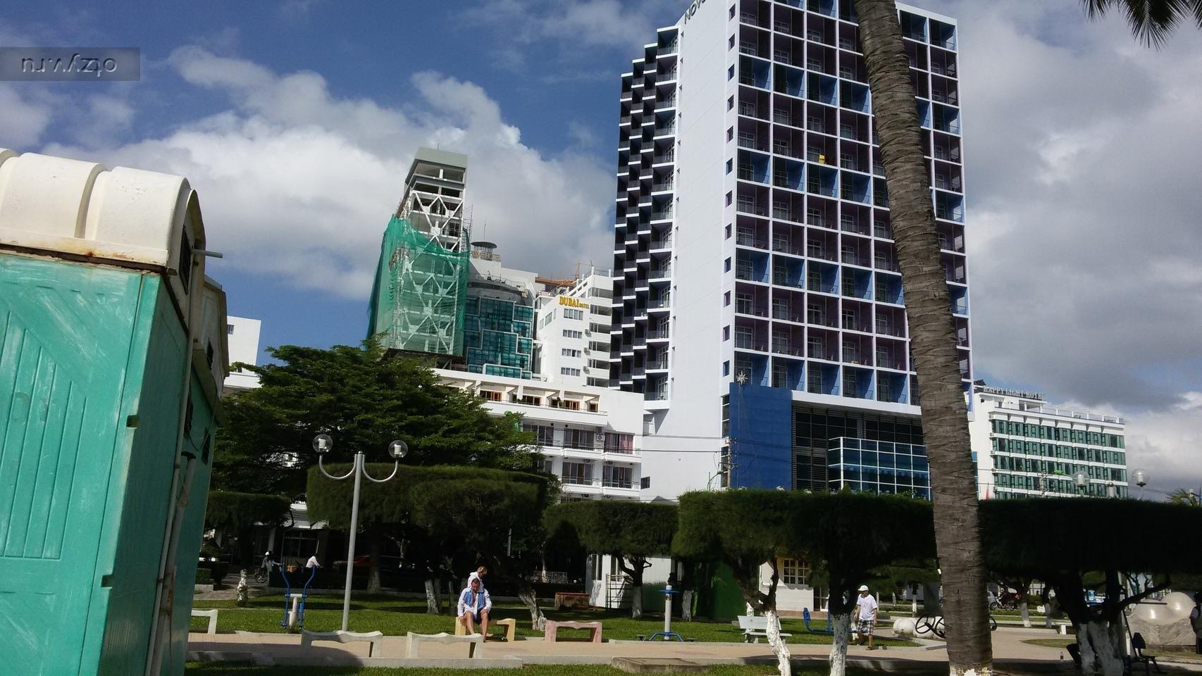 отель дубай вьетнам