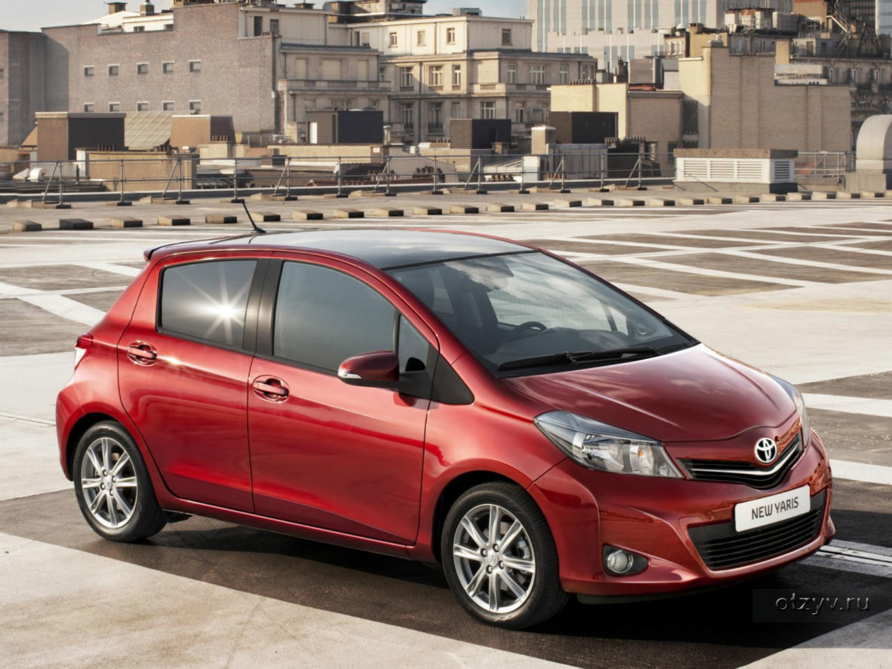 2012 Toyota Yaris - Toyota Official Site