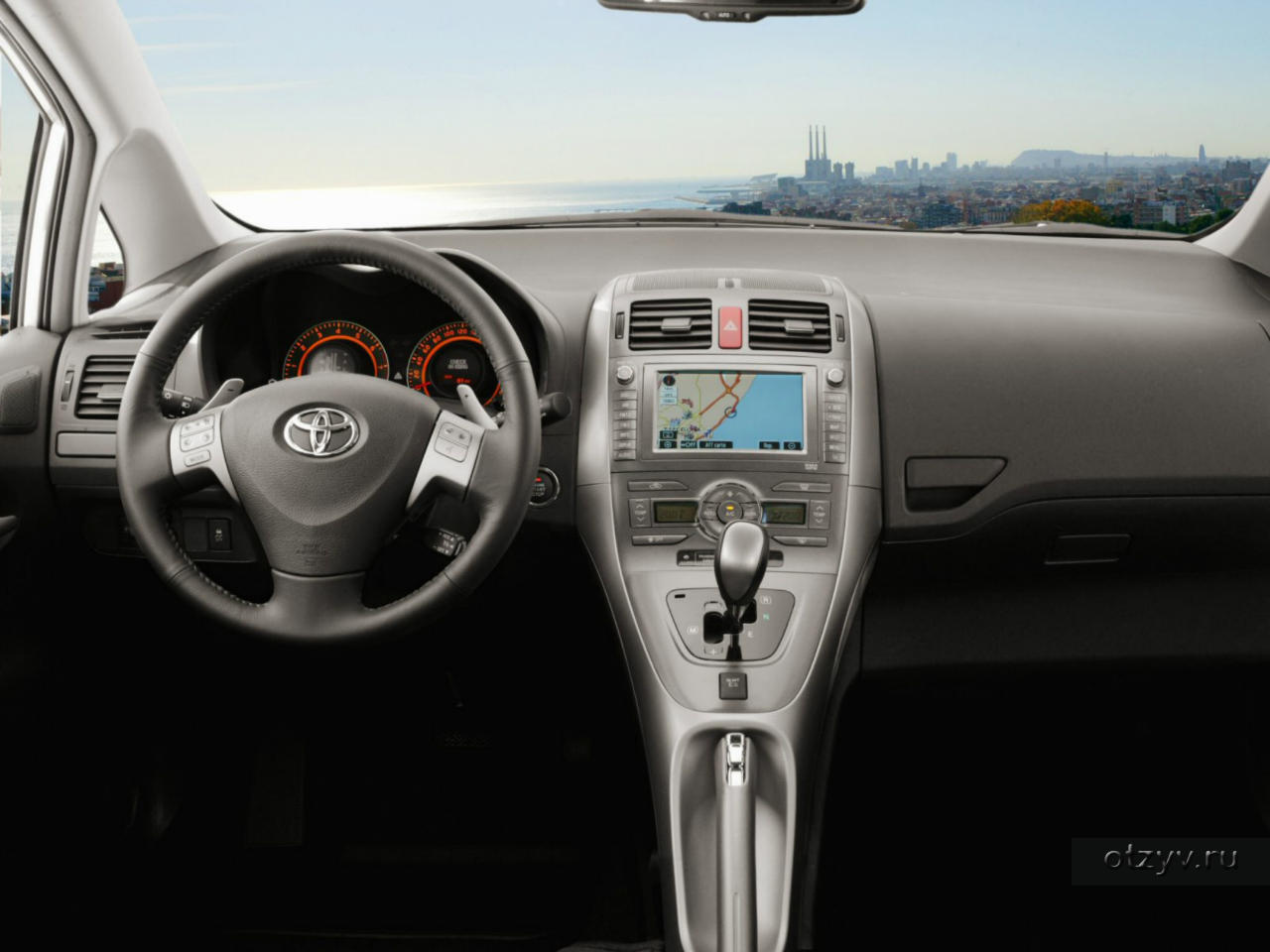 Toyota Аурис 2008 робот техническая характеристика #3