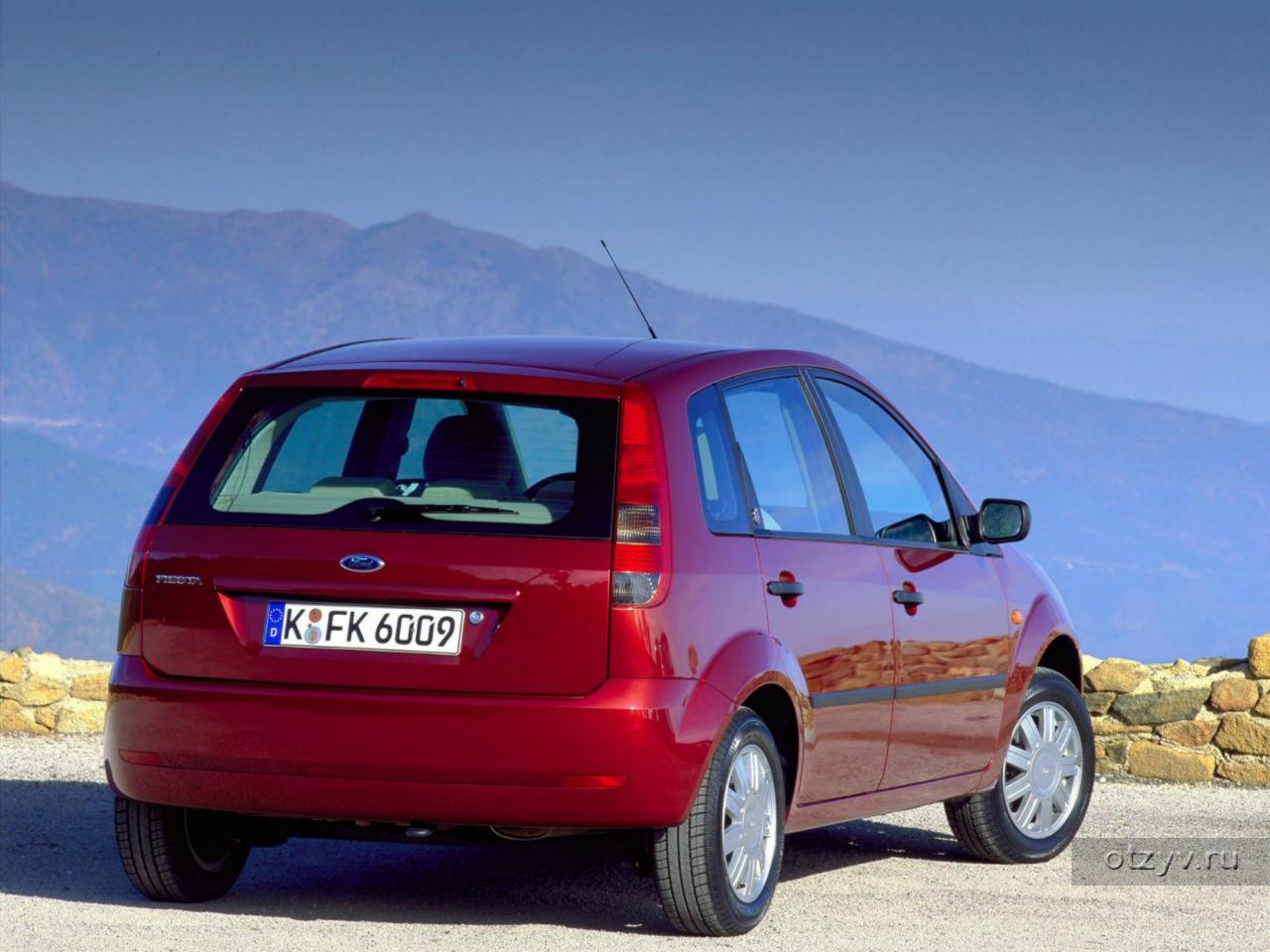 форд фиеста 2002 фото #10