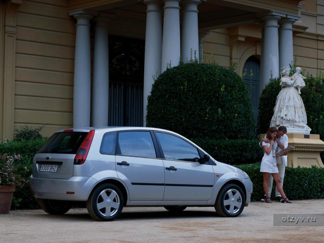 форд фиеста 2002 фото #9