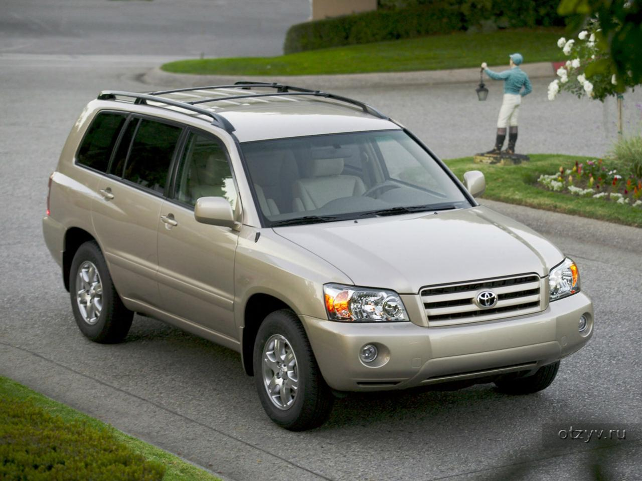 Toyota Highlander Review - Research New & Used Toyota ...
