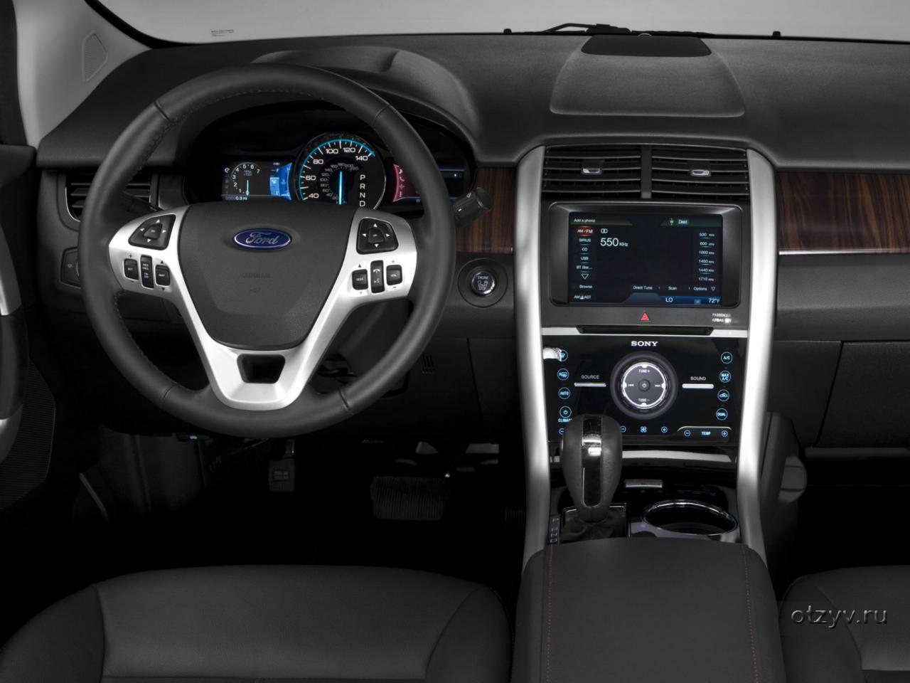 ford edge отзывы