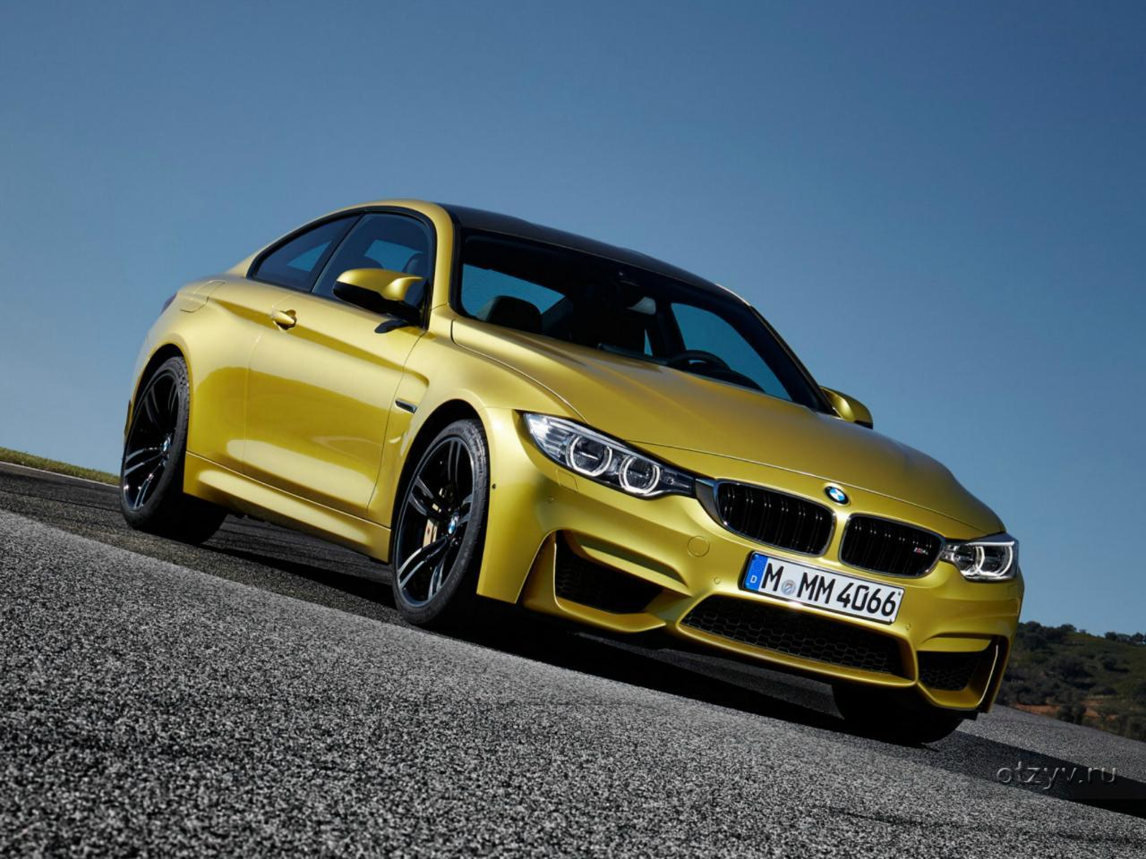 Bmw m4 coupe фото