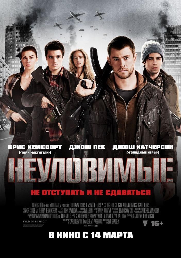 Фильм неуловимые (2012) скачать через торрент в хорошем качестве.