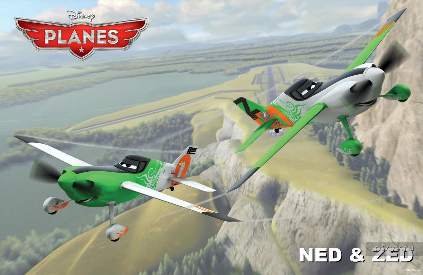 смотреть видео самолеты игра