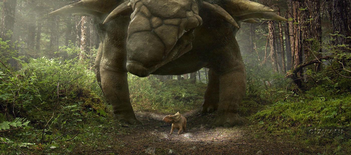 Прогулка с динозаврами 3d 16 фотография