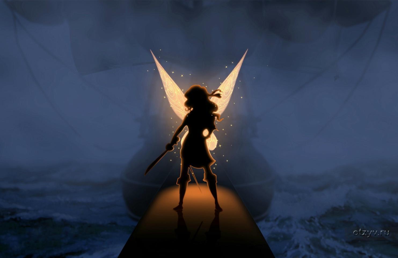 Феи: Загадка пиратского острова - смотреть мультфильм