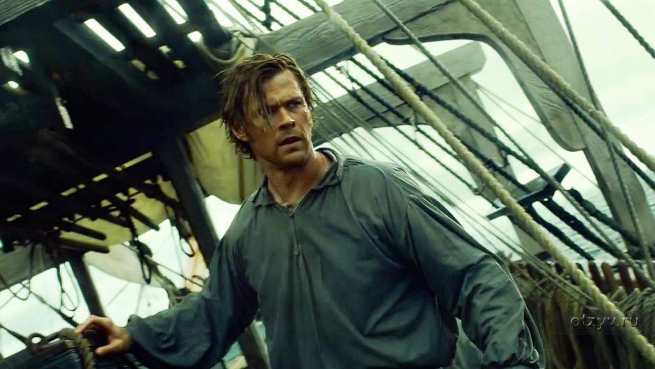 Кадры из фильма «В Сердце Моря» / 2015