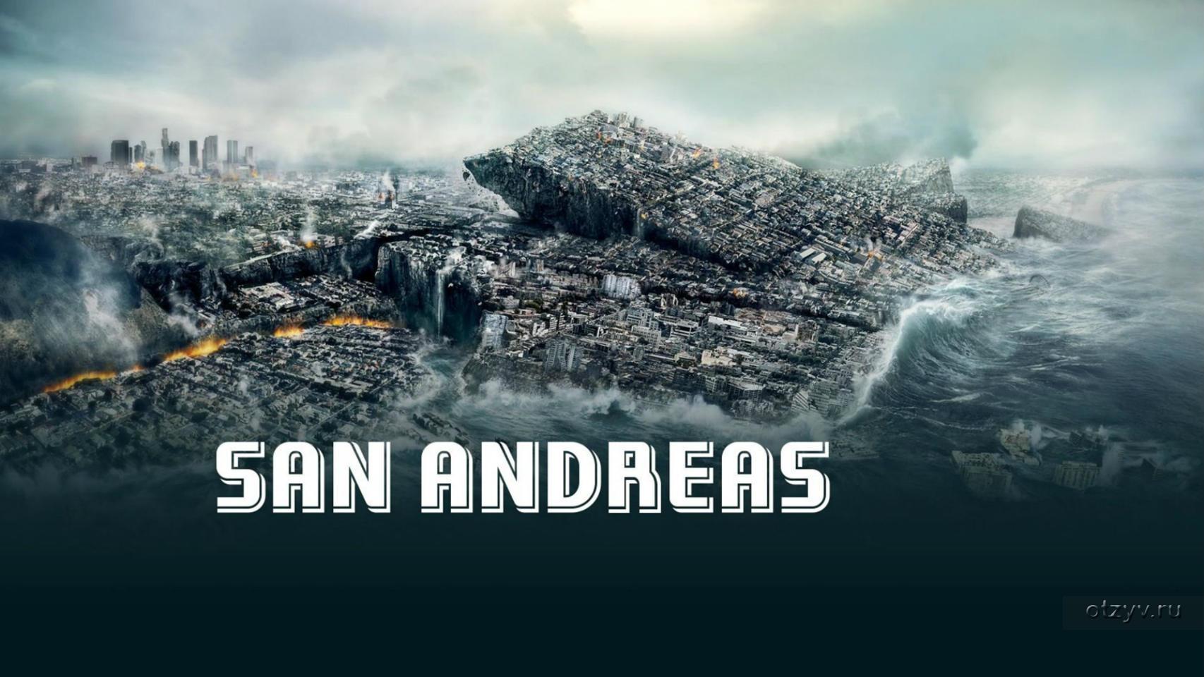 Разлом Сан-Андреас