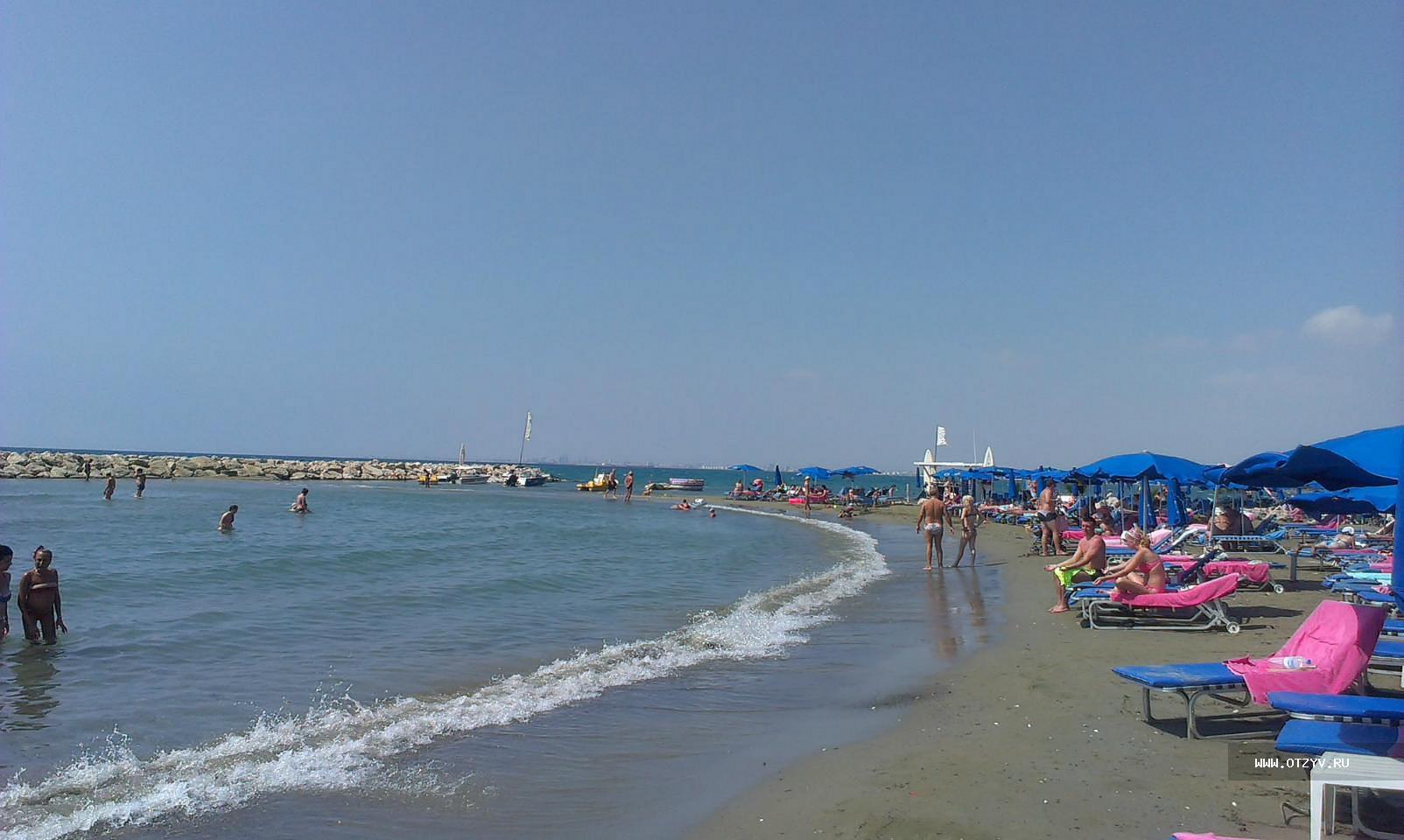 Sandy beach ларнака
