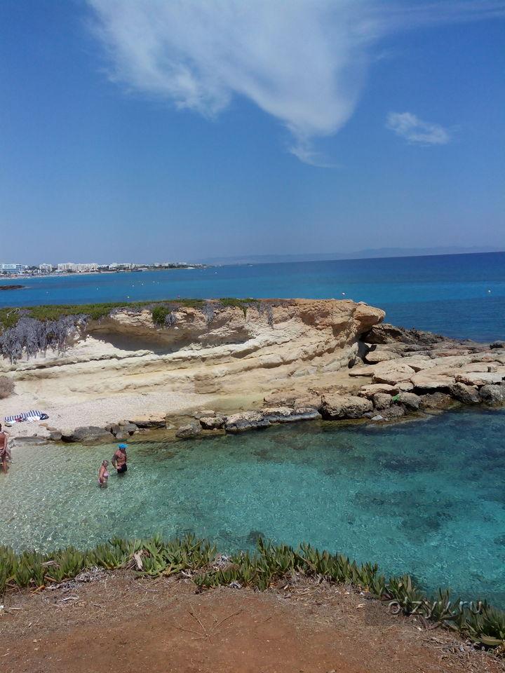 Кипр пафос или протарас
