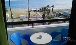 Les Palmiers Beach Hotel фото