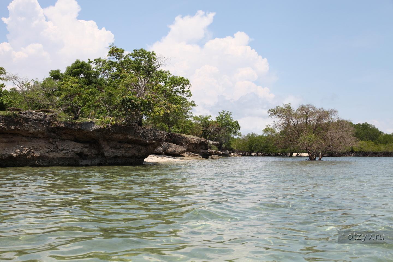 остров менджанган легенды и фото дайвинг своем