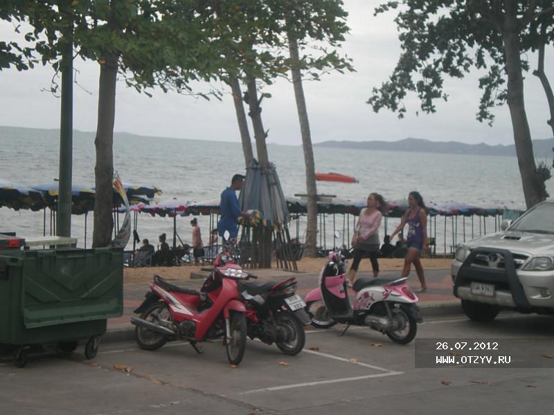 Паттайя, Sea Breeze 3*