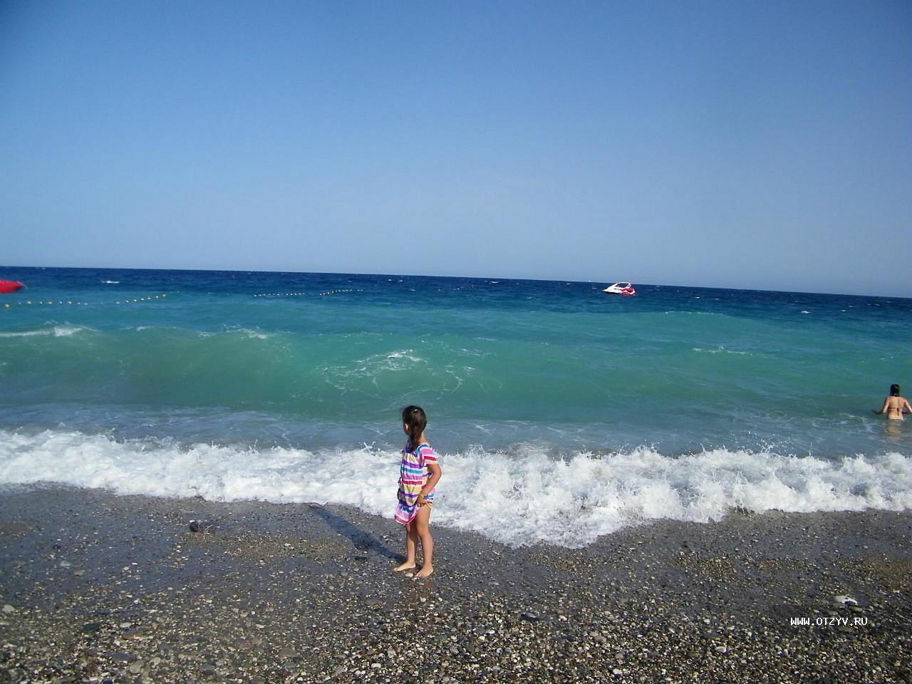 Кемер, L'Oceanica Beach Resort 5*