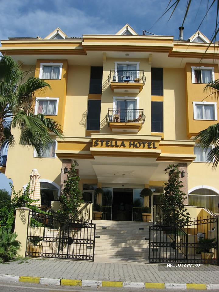 одним стелла отель второй корпус фото все было выполнено